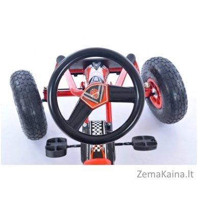 Velomobilis (Velomobile) Go-Kart A-15 Red 9