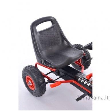 Velomobilis (Velomobile) Go-Kart A-15 Red 3