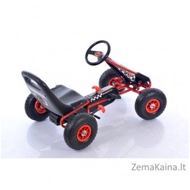 Velomobilis (Velomobile) Go-Kart A-15 Red 2