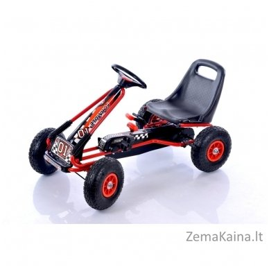 Velomobilis (Velomobile) Go-Kart A-15 Red