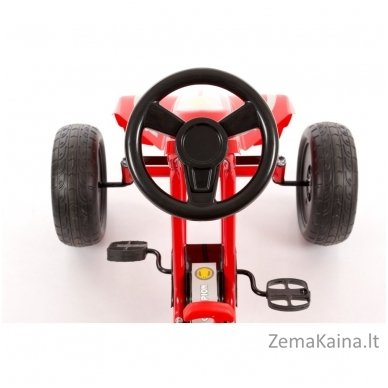 Velomobilis (Velomobile) Go-Kart A-18 Red (5-12 years) 4
