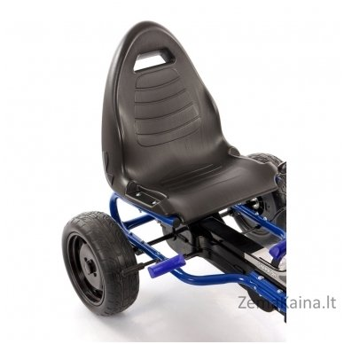 Velomobilis (Velomobile) Go-Kart A-18 Blue (5-12 years) 3
