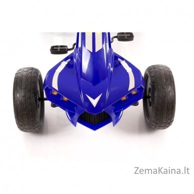 Velomobilis (Velomobile) Go-Kart A-18 Blue (5-12 years) 4