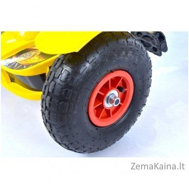 Velomobilis (Velomobile) Go-Kart F618 Yellow 6
