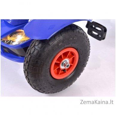 Velomobilis (Velomobile) Go-Kart F618 Blue 6