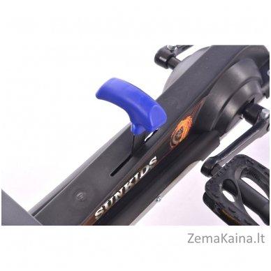 Velomobilis (Velomobile) Go-Kart F618 Blue 8