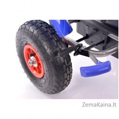 Velomobilis (Velomobile) Go-Kart F618 Blue 9