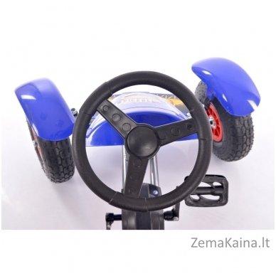 Velomobilis (Velomobile) Go-Kart F618 Blue 5