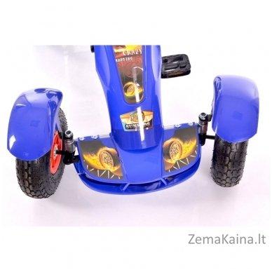 Velomobilis (Velomobile) Go-Kart F618 Blue 4