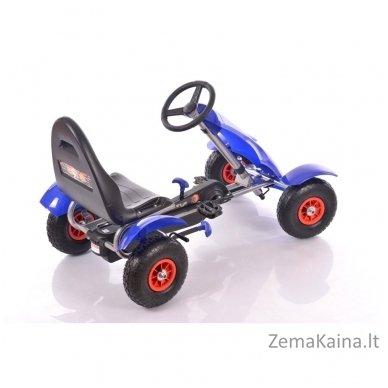 Velomobilis (Velomobile) Go-Kart F618 Blue 3