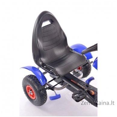 Velomobilis (Velomobile) Go-Kart F618 Blue 2