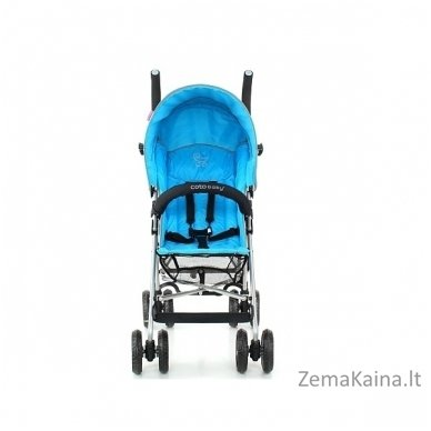 Vežimėlis Coto Baby Rhythm Blue 4
