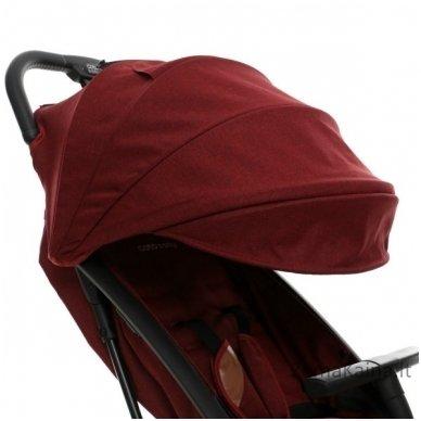 Vežimėlis Coto Baby Riva Linen Grey 5