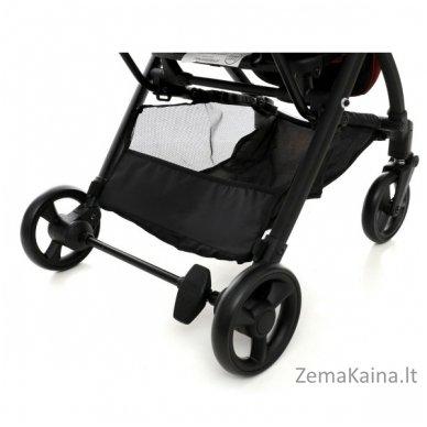 Vežimėlis Coto Baby Riva Linen Grey 8