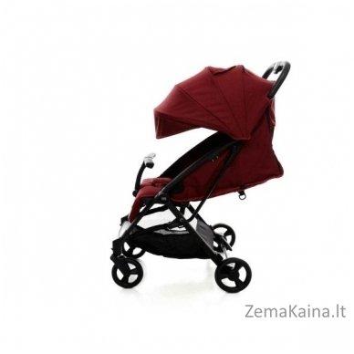 Vežimėlis Coto Baby Riva Linen Red 6