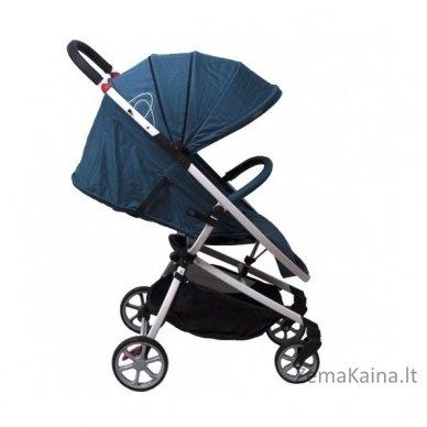 Vežimėlis Coto Baby Verona Comfort PLUS Jeans 5