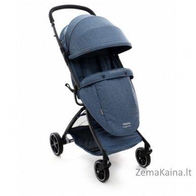 Vežimėlis Coto Baby Verona Comfort PLUS Jeans 3