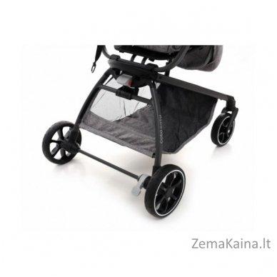 Vežimėlis Coto Baby Verona Comfort PLUS Grey 4