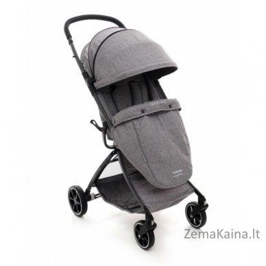 Vežimėlis Coto Baby Verona Comfort PLUS Grey 2