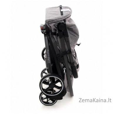 Vežimėlis Coto Baby Verona Comfort PLUS Grey 7