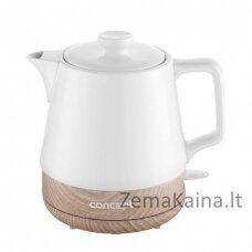 Virdulys CONCEPT RK0060 1L keramika, baltas
