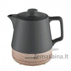 Virdulys CONCEPT RK0062 1l keramika, pilka