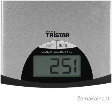 Virtuvinės svarstyklės TRISTAR KW-2435 3