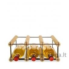 Vyno lentyna RW-8-3X1-3