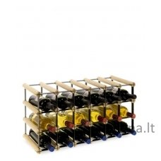 Vyno lentyna RW-8-6X3-18
