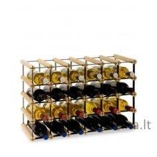 Vyno lentyna RW-8-6X4-24
