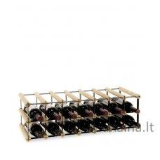 Vyno lentyna RW-8-7X2-14