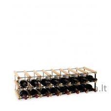 Vyno lentyna RW-8-8X2-16