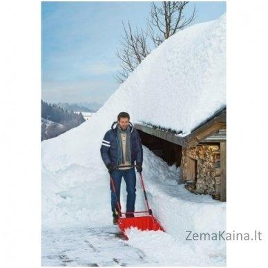 Wolf Garten SB-K sniego stūmiklis 2