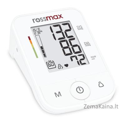 Kraujospūdžio matuoklis Rossmax X3