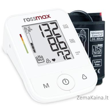 Kraujospūdžio matuoklis Rossmax X3 2