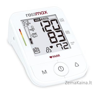 Kraujospūdžio matuoklis ROSSMAX X5