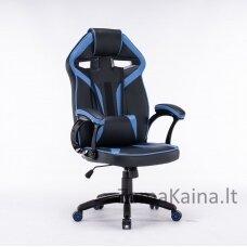 Žaidimų sukama kėdė DRIFT, mėlyna