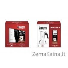 Kavavirė  Bialetti  Venus 6tz + kava Nocciola 200g