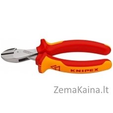 Žnyplės šoninio kirpimo X-Cut 160mm VDE, Knipex